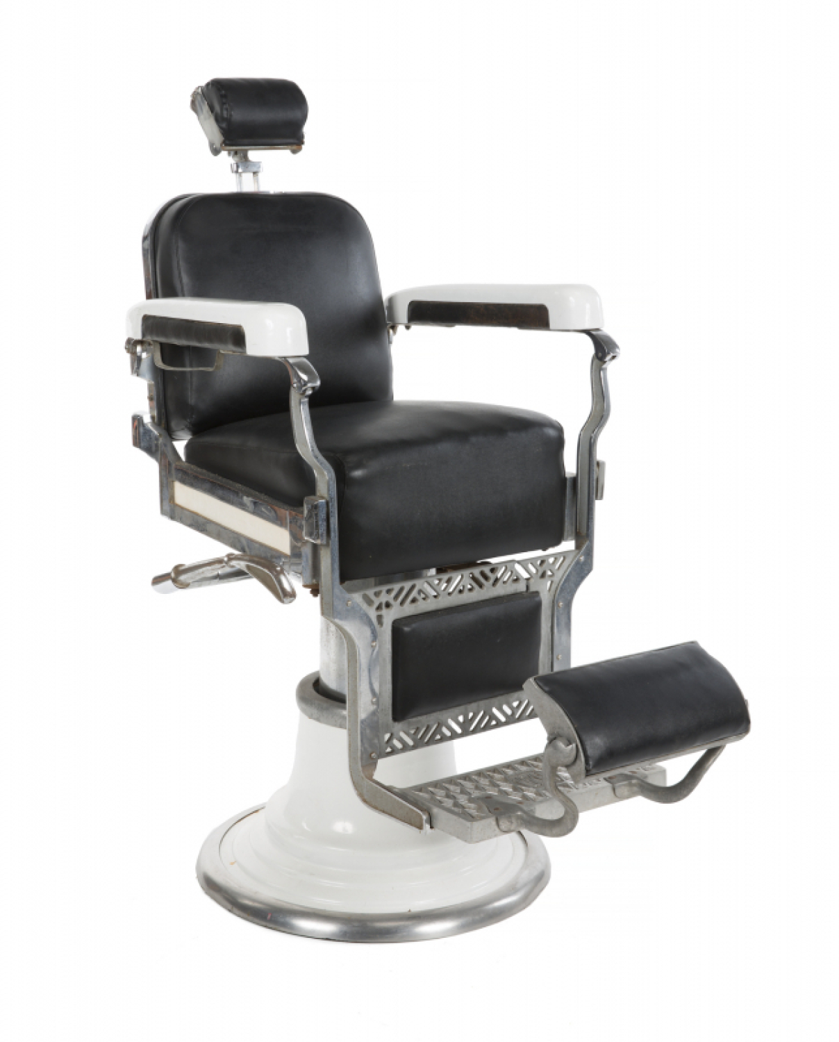 Admirable Burt Reynolds Koken Barber Chair Price Estimate 800 1200 Pabps2019 Chair Design Images Pabps2019Com