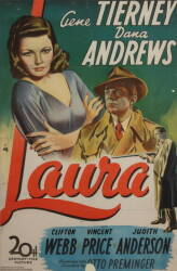"""LAURA"" POSTER"