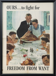 NORMAN ROCKWELL OWI POSTER NO. 45