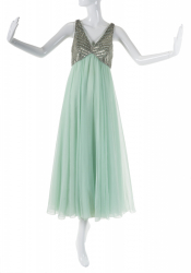 SARA SOTHERN TAYLOR EVENING GOWN