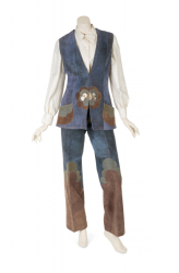 ELIZABETH TAYLOR COSTUME FROM X, Y AND ZEE AKA ZEE AND CO. WITH DVD