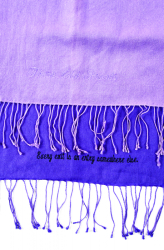 ELIZABETH TAYLOR PURPLE PASHMINAS RELATED TO THESE OLD BROADS