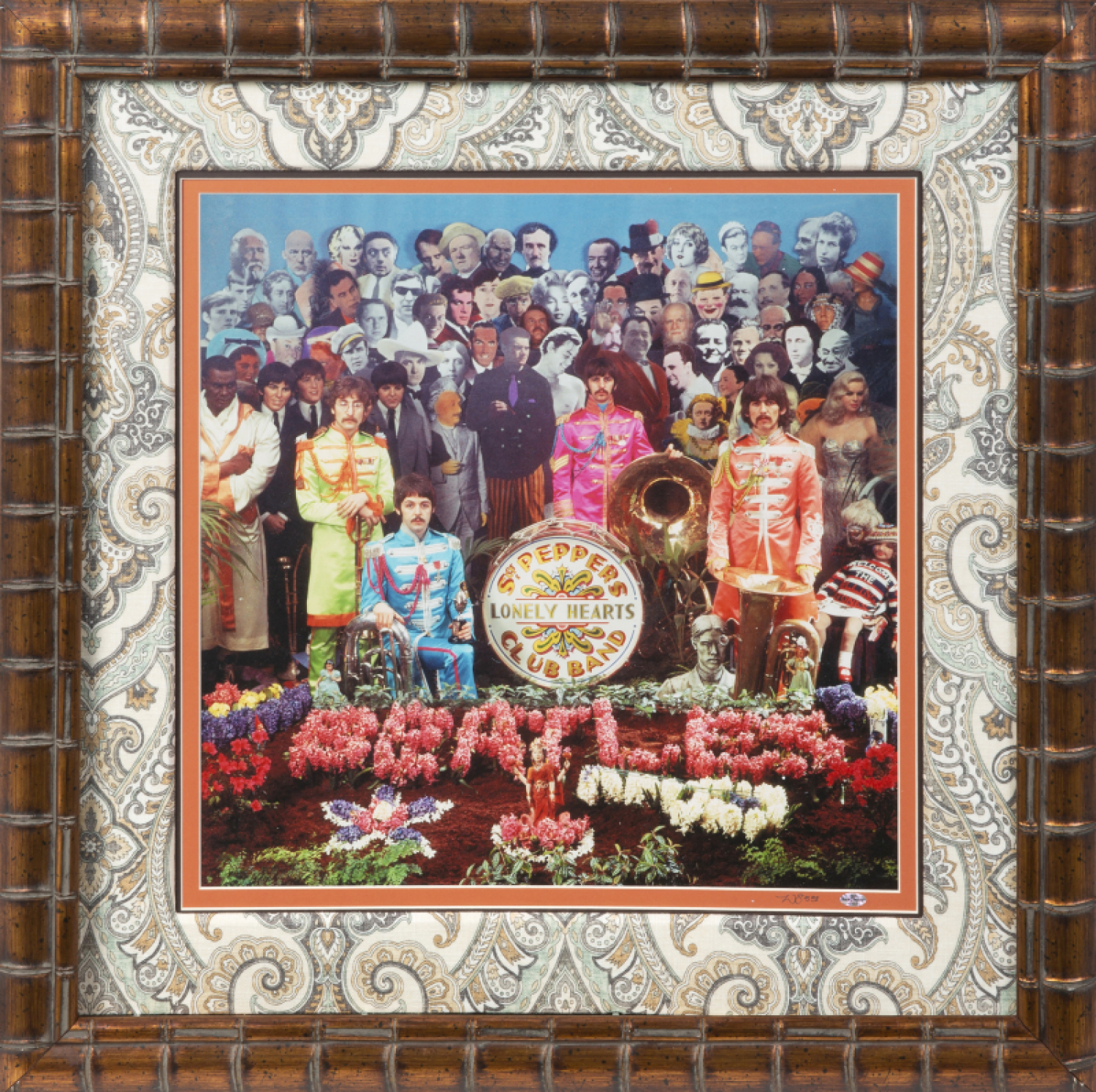 The Beatles Sgt Quality Photo print Pepper/'s album cover