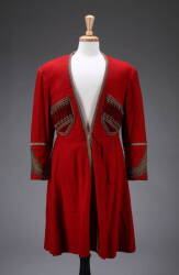 "MAURICE CHEVALIER ""THE MERRY WIDOW"" COSSACK COAT"