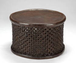 ANGLO-INDIAN STYLE WOODEN OCCASIONAL TABLE