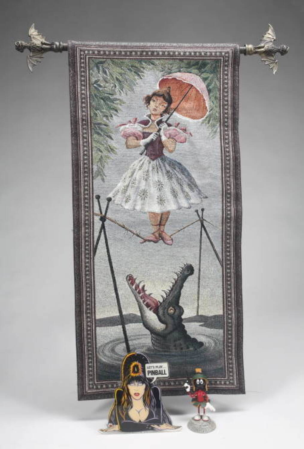 Disney Haunted Mansion Tapestry Current Price 500