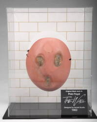 MASK USED IN PINK FLOYD'S THE WALL