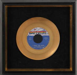 "JACKSON 5 ""GOLD"" RECORD AWARD"