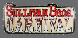 HEROES SULLIVAN BROS. CARNIVAL SIGN