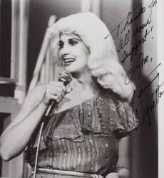 TAMMY WYNETTE INSCRIBED PHOTOGRAPH