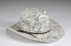 """THE SHATNER SHOW"" SIGNED COWBOY HAT"
