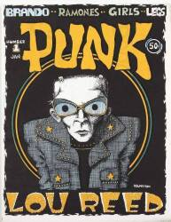 PUNK MAGAZINE PREMIER ISSUE
