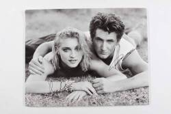 MADONNA AND SEAN PENN SIGNED PHOTOGRAPH