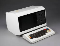 GENE RODDENBERRY IBM COMPUTER