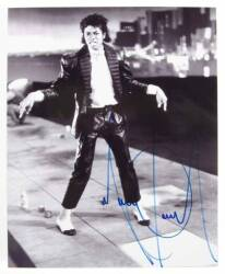 MICHAEL JACKSON SIGNED PHOTOGRAPH