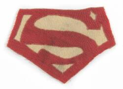THE ADVENTURES OF SUPERMAN GEORGE REEVES COSTUME LOGO
