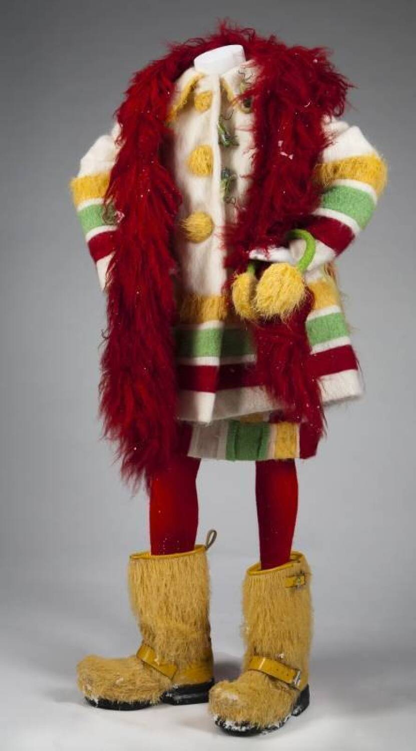 How The Grinch Stole Christmas June S Outfit Current