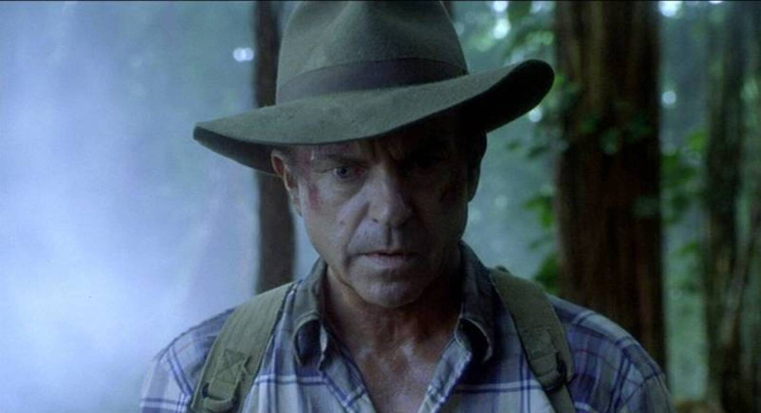 JURASSIC PARK III SAM NEILL HAT - Current price: $900