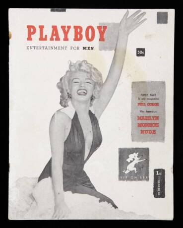 An essay on playboy magazine who reads it
