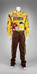 ELLIOTT SADLER 2005 TEST WORN FIRE SUIT