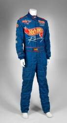 MIKE RYAN RACE SIGNED FIRE SUIT