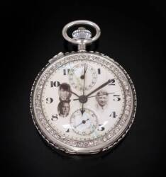 JACK DEMPSEY 1920 GIFTED CHAMPIONS POCKET WATCH