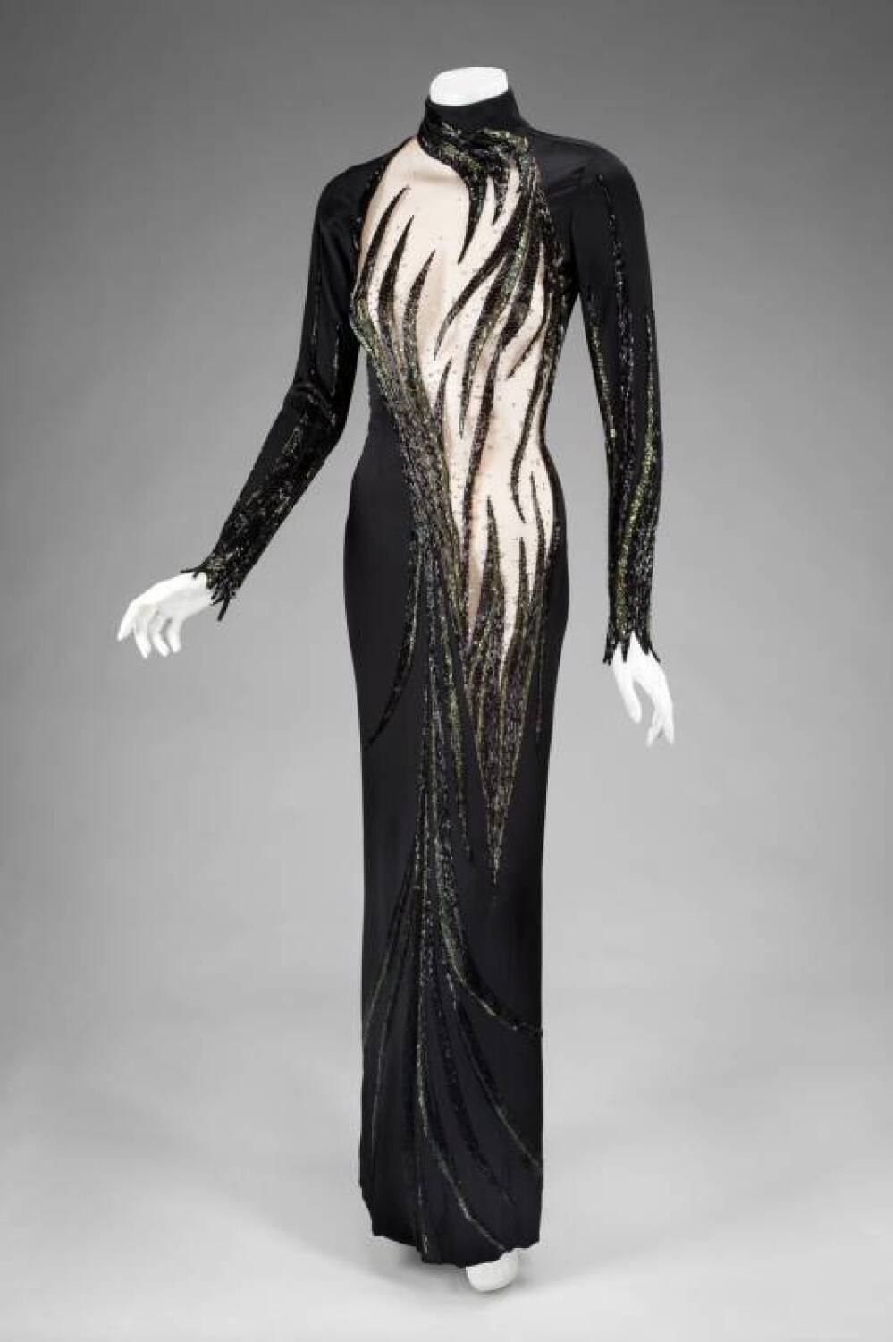 Cher Gown Designed By Bob Mackie Current Price 22500