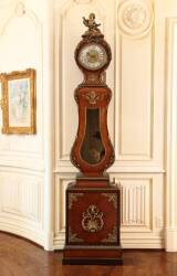 FRENCH TALL CASE CLOCK