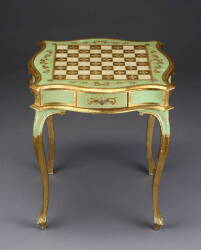 ROCOCO STYLE GAMES TABLE