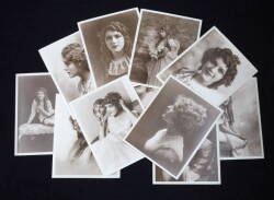 MARY PICKFORD PHOTOGRAPHS BY WHITE STUDIOS