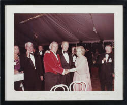 BUDDY ROGERS PHOTOGRAPH INSCRIBED BY GERALD FORD