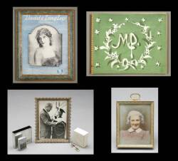 MARY PICKFORD AND BUDDY ROGERS ITEMS