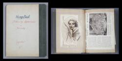 MARY PICKFORD OWNED SCRAPBOOK