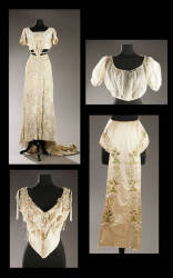 MARY PICKFORD OWNED EVENING ENSEMBLE AND RELATED ITEMS