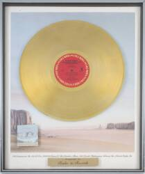 HIGHWAYMAN FRAMED GOLD RECORD