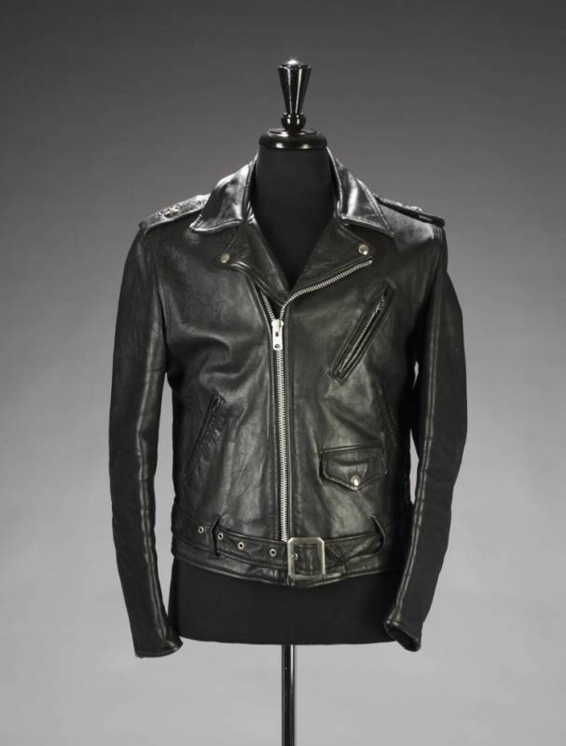 JOE WALSH LEATHER JACKET WORN ON ALBUM COVER - Current price: $0