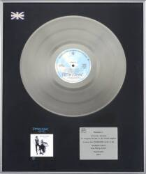 RUMOURS PLATINUM RECORD AWARD
