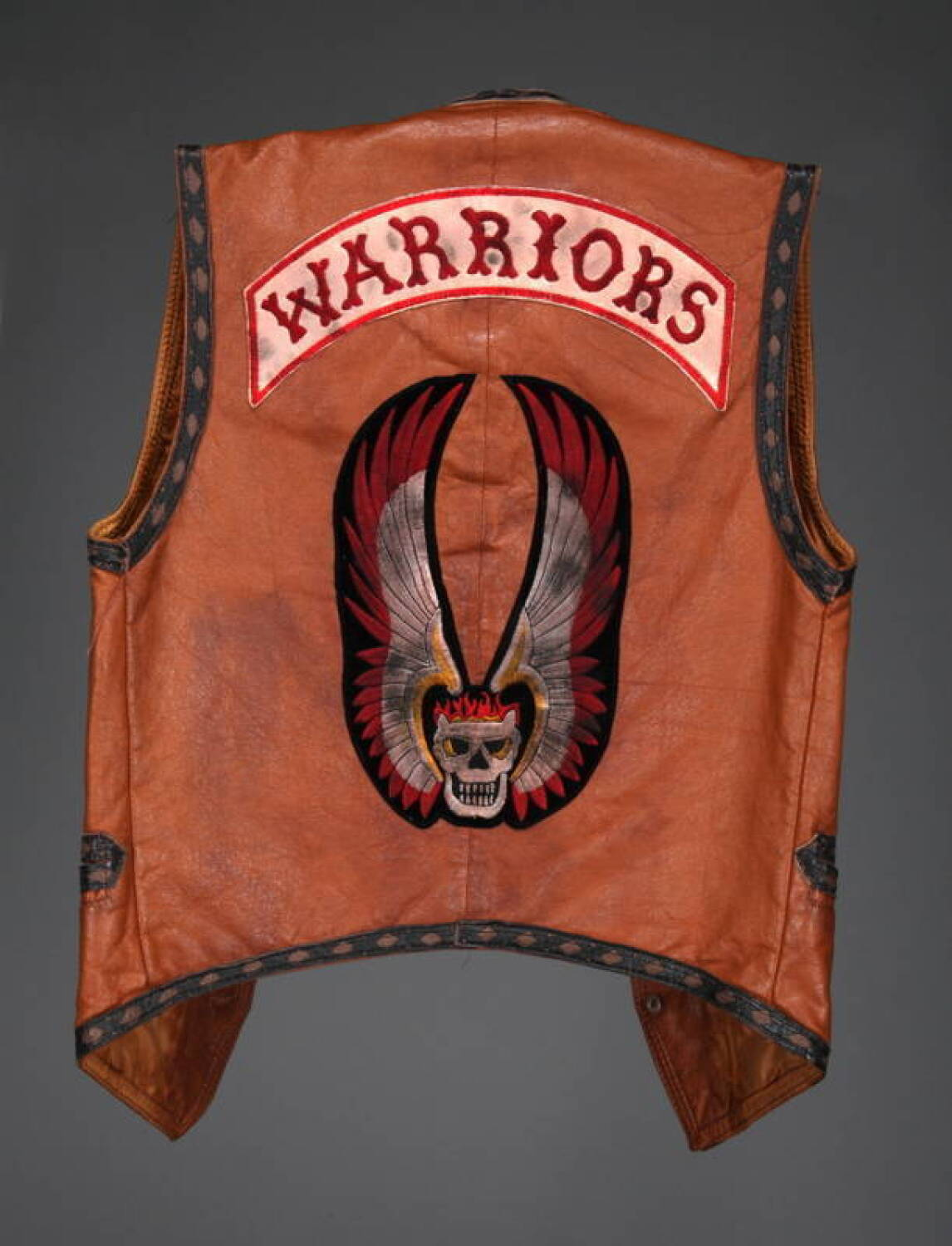 Marcelino Sanchez Quot The Warriors Quot Vest Current Price 5000