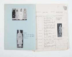 """NATIONAL VELVET"" WARDROBE PLOT BOOK"