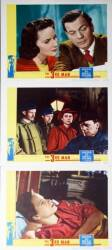 """THE 3RD MAN"" LOBBY CARDS"