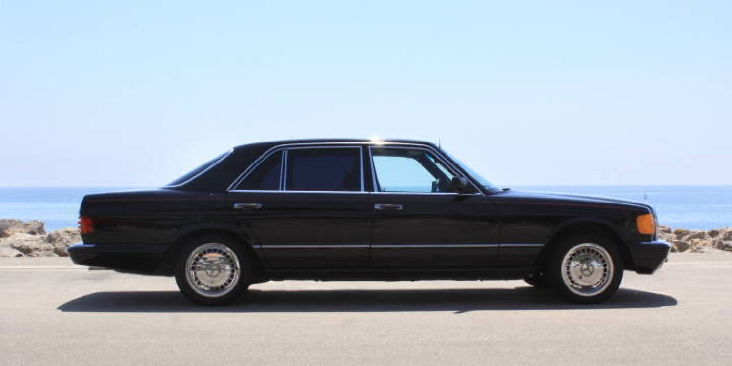 Michael jackson 1985 mercedes benz 500 sel current price for 1985 mercedes benz 500sel