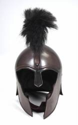 BRAD PITT STUNT DOUBLE HELMET FROM TROY