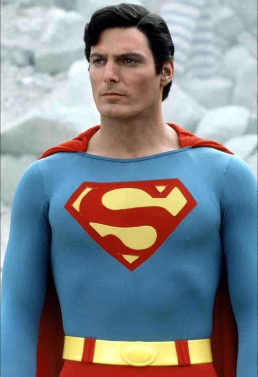 SUPERMAN IV CHRISTOPHER REEVE COSTUME - Current price: $27500