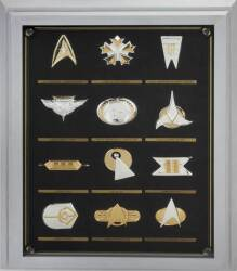 STAR TREK INSIGNIA COLLECTION