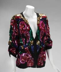 RUE McCLANAHAN DESIGNED AND WORN JACKETS