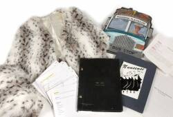 RUE McCLANAHAN THEATER SCRIPTS, COSTUMES AND EPHEMERA