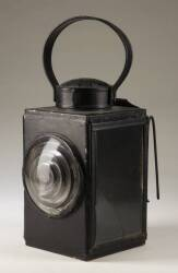 KENNEDY FAMILY OWNED TOLE LANTERN