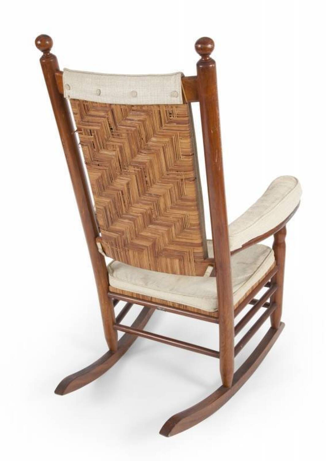 John F. Kennedy Rocking Chair - Current price: $70000