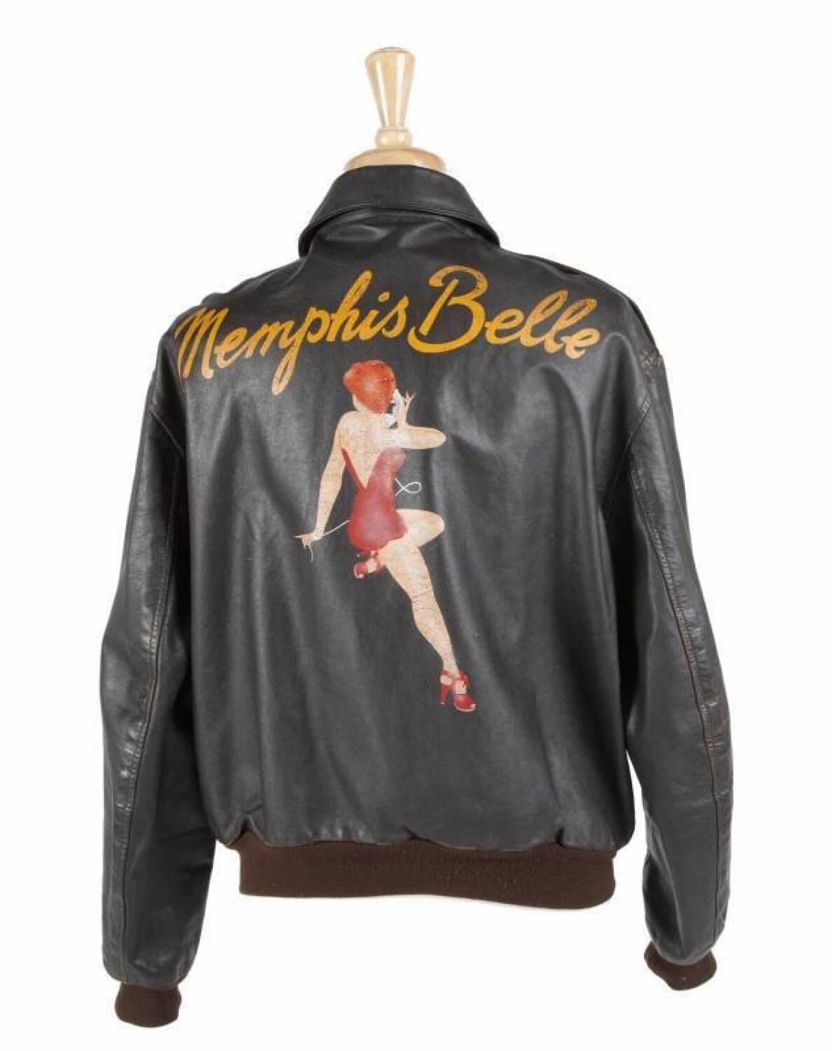 Memphis Belle Leather Jacket Current Price 1000
