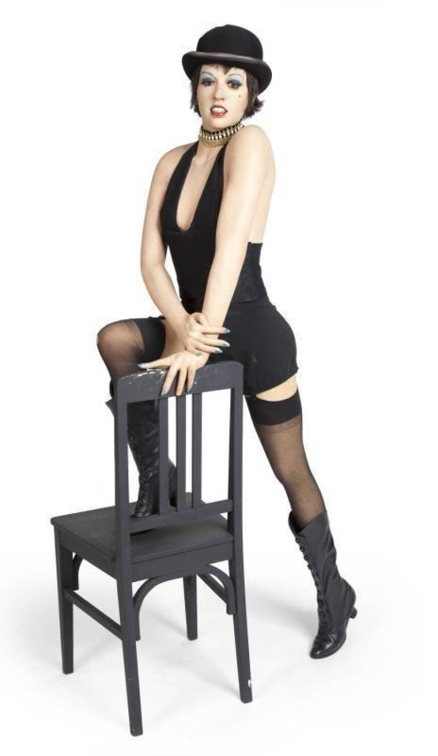 Liza Minnelli Life Size Wax Mannequin From Cabaret Current Price